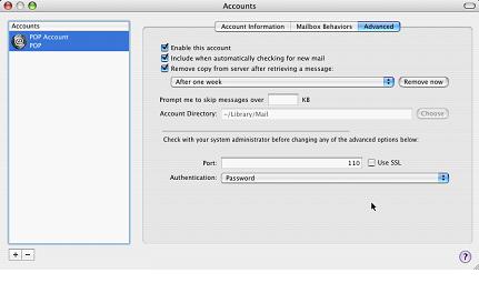 Remove mailo dialog