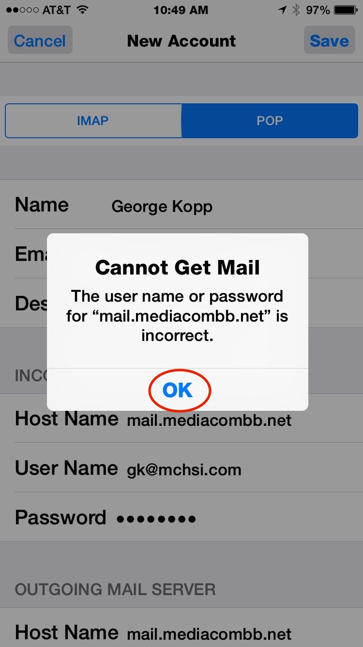 cannot get mail on iphone cannot get mail on iphone 16766